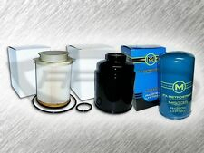 F36294XE FUEL FILTER, WATER SEPARATOR, & OIL FILTER FOR 2013-2018 6.7L DIESEL