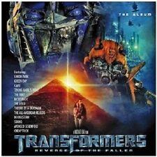 OST/VARIOUS - TRANSFORMERS-REVENGE OF THE FALLEN CD NEU