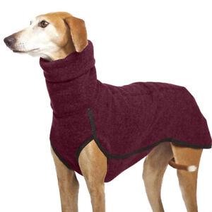 Pet Dog Cat Winter Fleece Vest Jacket Jumper Sweater Coat Puppy Warmer Apparel