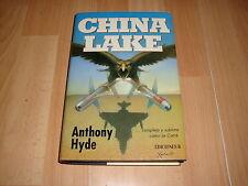 CHINA LAKE DE ANTHONY HYDE LIBRO DE EDICIONES B PRIMERA EDICION DEL AÑO 1993