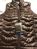 Ariat Women's Ideal 3.0 Down Vest Banyan Bark Size Small