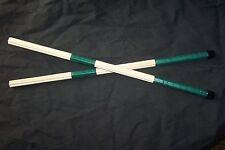 Drum sticks Hot Rods Drum Sticks Cyote Stix 7 Tight Sound  Precision Hand made