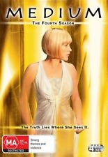 Medium The Fourth Season 4 Series DVD R4 PAL NEW (NOT SEALED) FREE POST