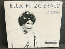 Audio CD - Ella Fitzgerald Mr. Paganini -  2001