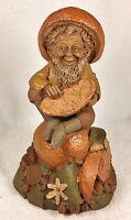 JULIUS-R 1985~Tom Clark Gnome~Cairn Studio #1097~Ed #72~COA~Hand Signed~Story