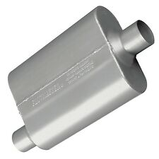 "Flowmaster 42441 Original 40 Series Muffler 2.25"" Offset Inlet/Center Outlet"