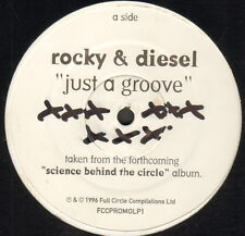 ROCKY & DIESEL / SOUND ENFORCER - The Science Behind The Circle - Album Sampler