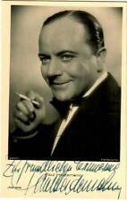 Paul Heidemann Ross 9476/1 signiert, Autogramm