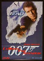 Manifesto El Morte Puede ' Esperar Agente Secreto 007 James Bond Cine 2 M39