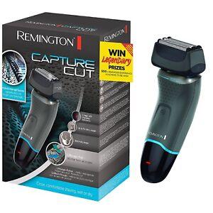 Remington XF8505 Capture Cut Wet & Dry Foil Electric Shaver NEW