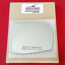NEW Mirror Glass + ADHESIVE 05-10 HONDA ODYSSEY Passenger Right Side RH