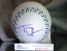 TONY LARUSSA JSA 2012 ALL STAR AUTOGRAPH BASEBALL AUTHENTIC SIGNeD