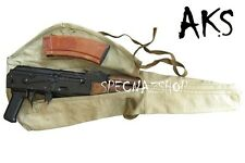 Drop Case AKS AKS74 AKSU Russian Soviet Army Surplus Genuine Storage Holster Bag