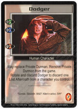 Babylon 5 CCG Severed Dreams Promo Card Dodger M/NM Mint/Near Mint