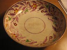 Vintage Pink Luster Lustreware berry bowl or saucer?