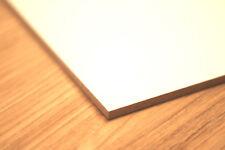 3mm Hartfaserplatte weiß Schrankrückwand HDF-Platte Möbelbau Holz 16,00/m² DHL