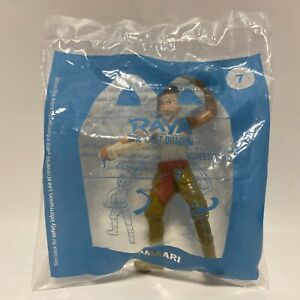 "NAMAARI ""RAYA and THE LAST DRAGON"" MOVIE McDonalds #7 Happy Meals Toys Figurine"