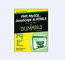 Php, MySql, JavaScript & Html5 All-in-One For Dummies [P.D.F.]