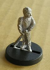 Dr Doctor Who Harlequin 5th Doctor with Cricket Bat War Games Figure
