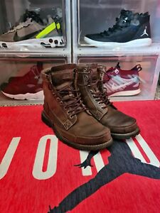 """Timberland Earthkeepers 6"""" Brown Leather Boot 7.5w"""