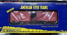 American Flyer 6-48366 Jersey Central Box Car