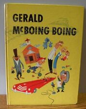 "1952 Vintage ""Gerald McBoing Boing"" written by DR. SEUSS 1st ed Simon & Schuster"