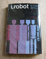 I, ROBOT by Isaac Asimov  - 1st/later 1950 HCDJ - sci-fi  Doubleday $5.95 no BC!