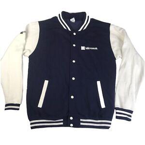 Microsoft AWDis American Style University College Baseball Jacket XL