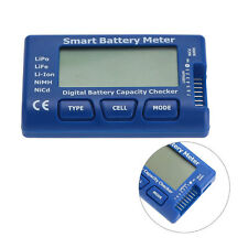 5 in 1 Digital Battery Capacity Checker Tester for RC Toy Lipo Battery