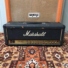 Vintage 1987 Marshall JCM800 Lead Series 100w 2210 Valve Amplifier Head
