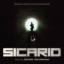 JOHANN OST/JOHANSSON - SICARIO  CD NEUF