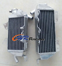 LH&RH FOR Kawasaki KLX 250 KLX250 1993-1996 1994 1995 aluminum radiator