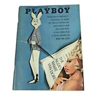 Vintage Playboy Magazine Issue June 1964