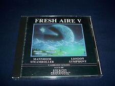Fresh Aire V - Mannheim Steamroller Original 1983 Audiophile CD Made in Japan
