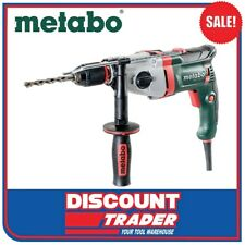 Metabo SBEV 1300-2 S 1300 Watt Electronic Two-Speed Impact Drill - 600786500