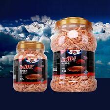 Tropical cichlid Turtle Flowerhorn Carnivore Fish Food Freeze Dried Shrimp Krill