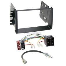 KIA âme 08-10 2-DIN radio de voiture Set d'installation Câble adaptateur radio
