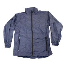 TargetDry Mac In A Sac Navy Blue Polyester Waterproof Jacket Kids Various Sizes