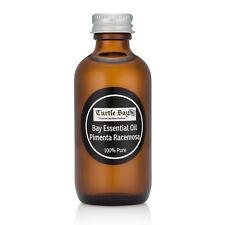 Turtle Bay 2 oz. (60 ml) Bay Essential Oil in Glass Bottle  Pimenta Racemosa
