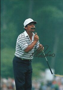 Lee Trevino  Autographed signed photo