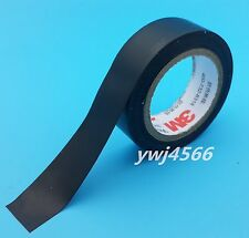1Pcs  3M 1500 Vinyl Electrical Tape Insulation Adhesive Tape Black