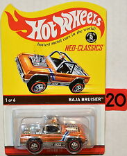 HOT WHEELS SERIES 10 NEO-CLASSICS #1 OF 6 BAJA BRUISER