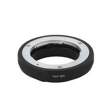Pen F Lens to Sony E Adapter Ring NEX-7 NEX-5N NEX-5C NEX-C3 A6000 A3000 A5000