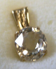 Zircon Yellow Gold Fine Necklaces & Pendants