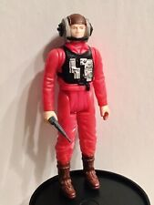 Vintage Star Wars B Wing Pilot Figure Complete