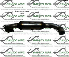 Catalytic Converter-Exact-Fit Left Davico Exc CA fits 11-14 Ford F-150 5.0L-V8