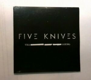 Five Knives, The Rising [New CD]
