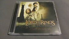 Lord of the Rings The Two Towers CD Score Music Soundtrack Howard Shore