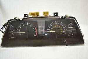 85 Subaru Speedometer