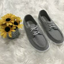 Sketchers Size 11 Medium Width On The Go Gray Marina Go Step Athletic Shoes NEW